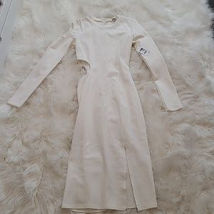 NWT Charlotte Russe White Dress